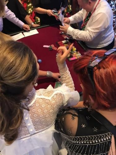 Fun Casino Dice Table